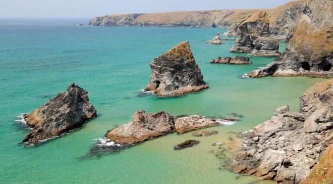 Cornwall im Sommer