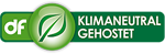 df - klimaneutral gehostet